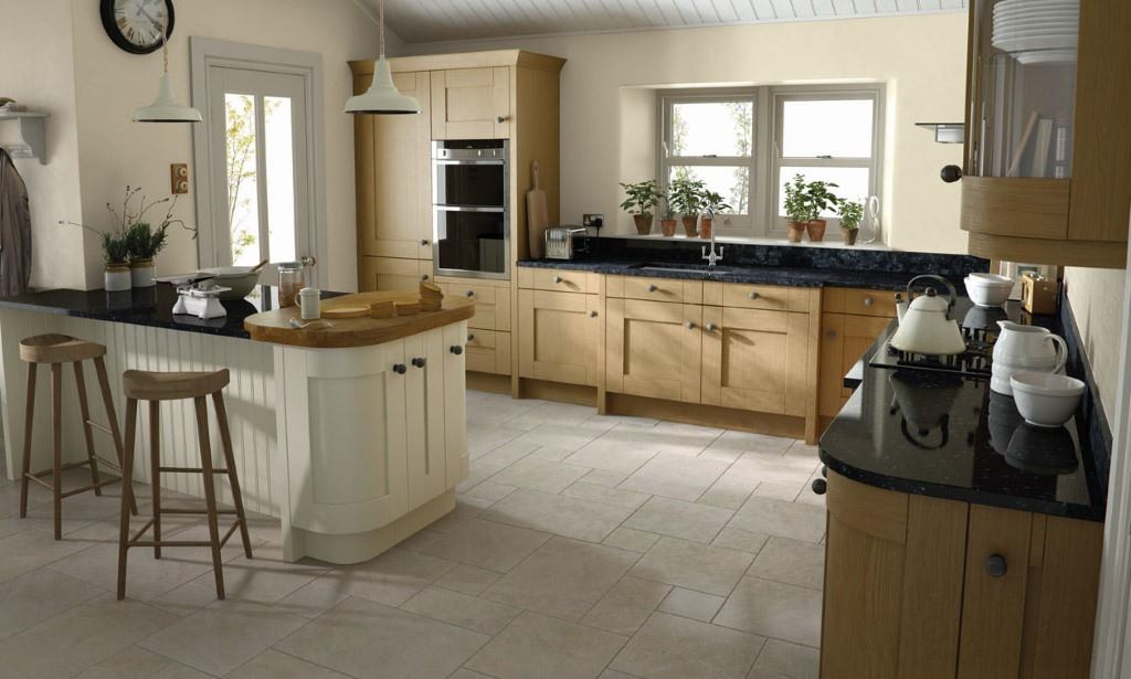 Milbourne kitchens from Second Nature