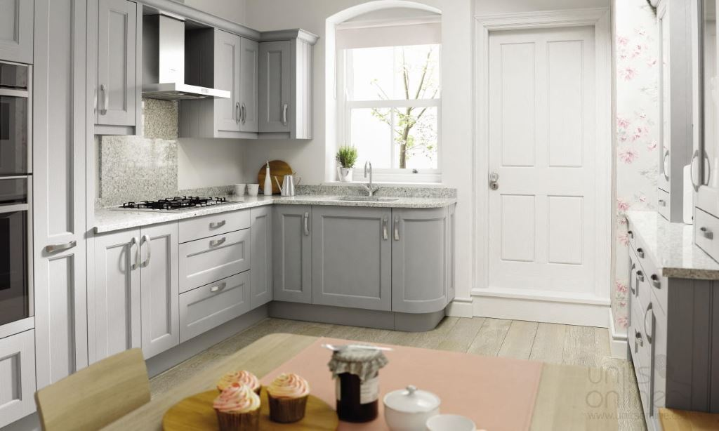 Mornington beaded shaker kitchens from Second Nature
