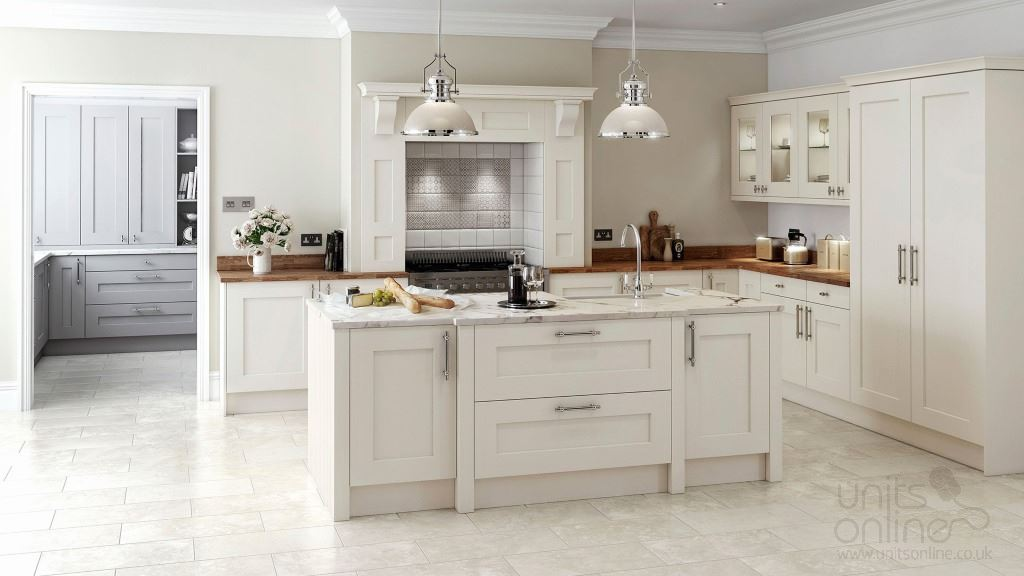 Rivington shaker kitchens from Multiwood