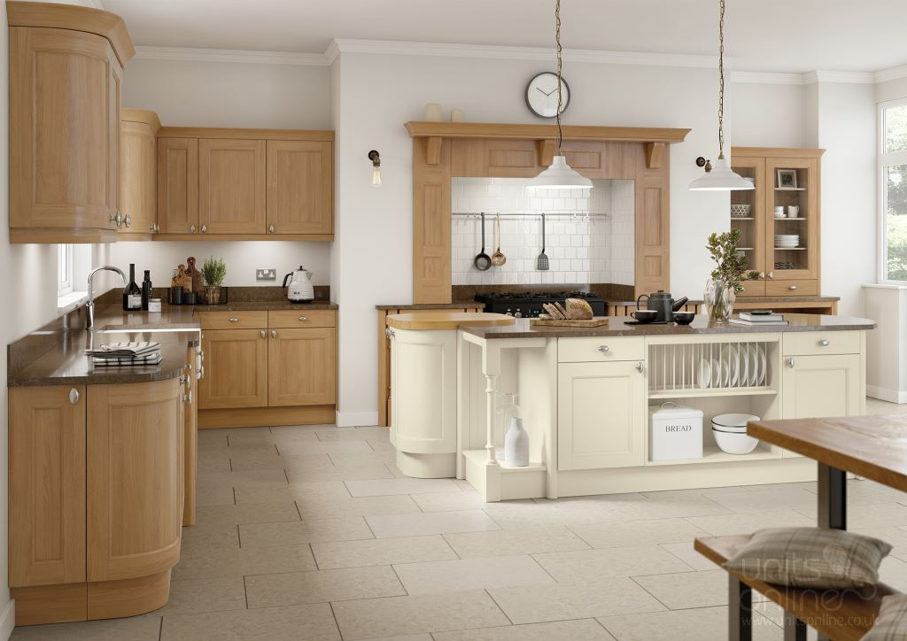 Windsor shaker kitchens from TKComponents
