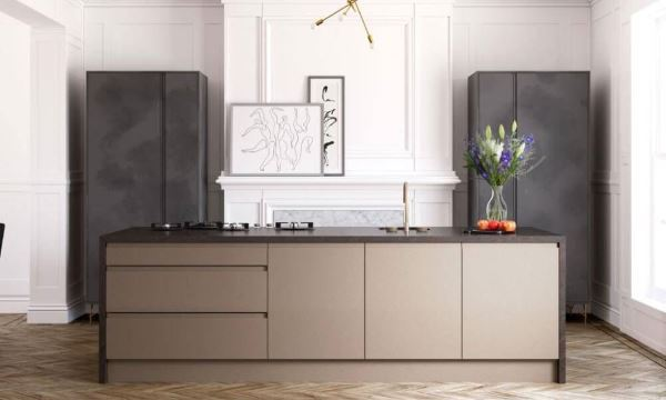 Handleless kitchens from Units Online