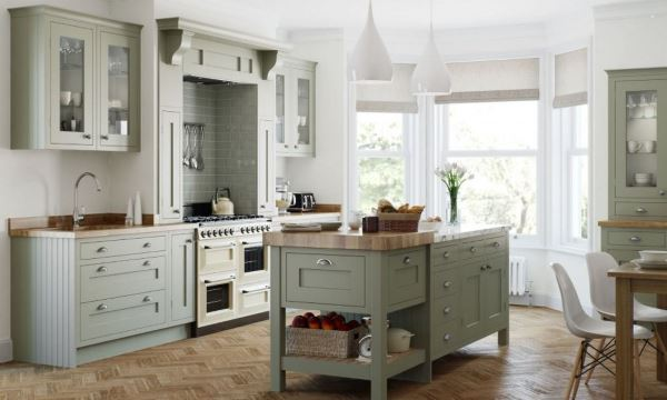 Inframe kitchens from Units Online