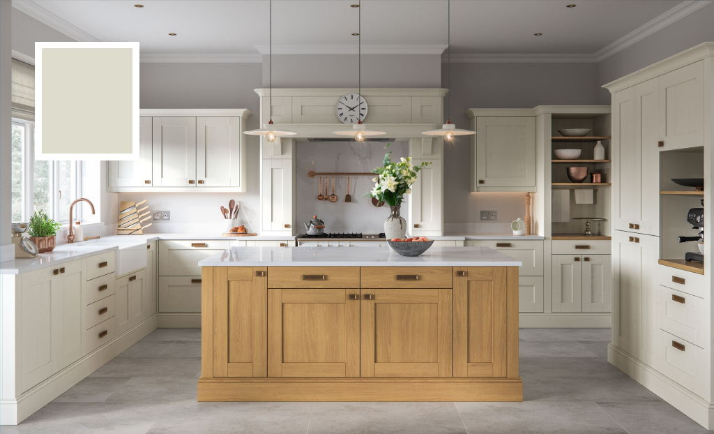 Kitchen Stori / Uform Madison shaker stone