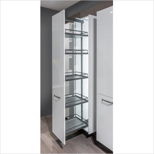 Kessebohmer - Style 300mm Full Extension Larder Unit