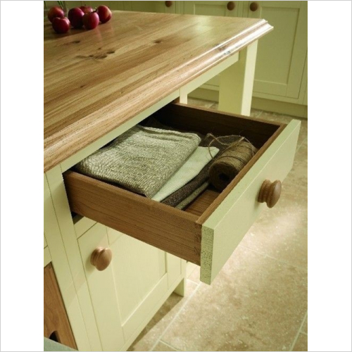 Dovetail - In Frame Dove Tail Drawer With Spacers, 450 x 450 x 90mm