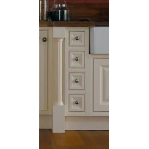 Dovetail - In-Frame Set Of 4 Dovetail Spice Drawers